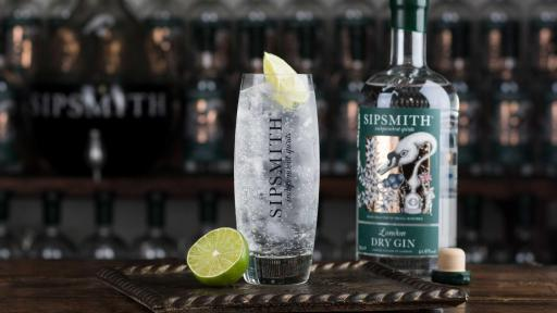 1850 – THE GIN & TONIC. See Sipsmith London Dry Gin Classic Cocktails for full recipe.