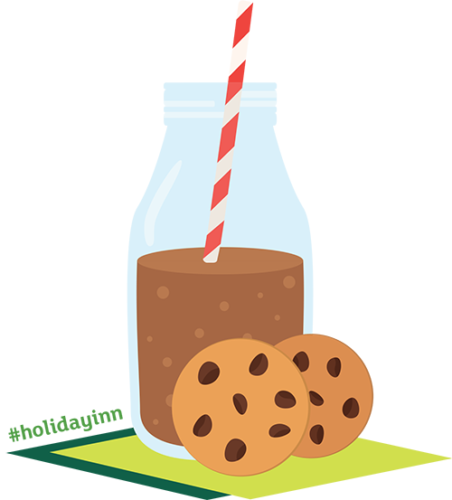 Milk and Cookies Graphic