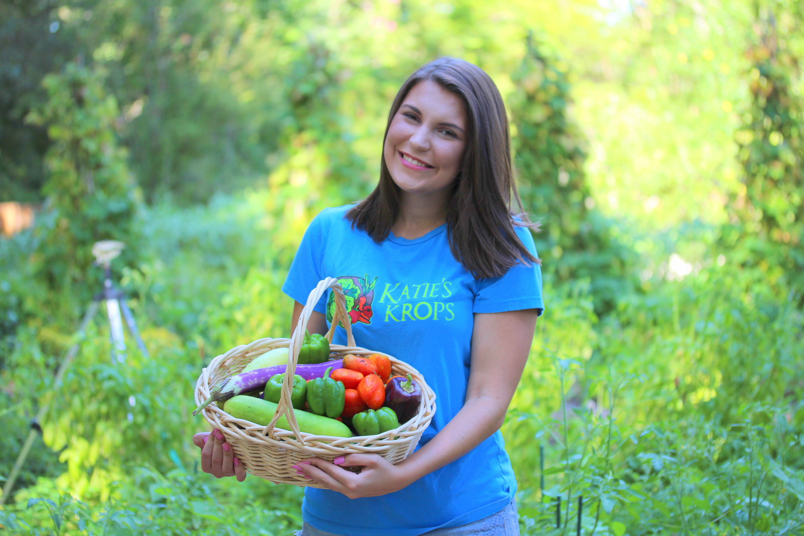 Katie Stagliano, 19-year-old founder of Katie's Krops, awarded $50,000 as grand prize winner of the General Mills Feeding Better Futures Scholars program