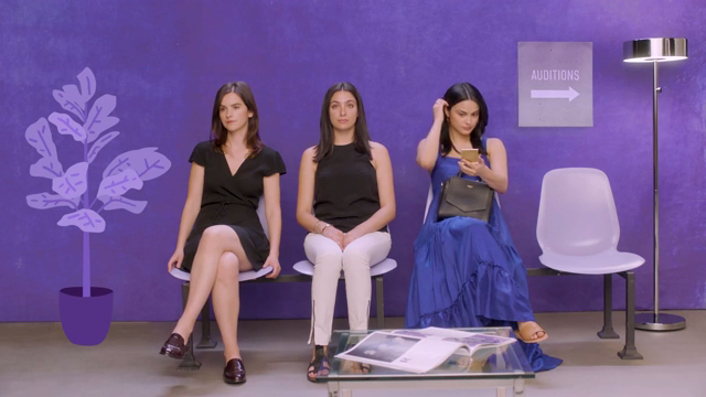 Camila Mendes stars in John Frieda Hair Care Your Hair Talks. Make A Statement. Campaign