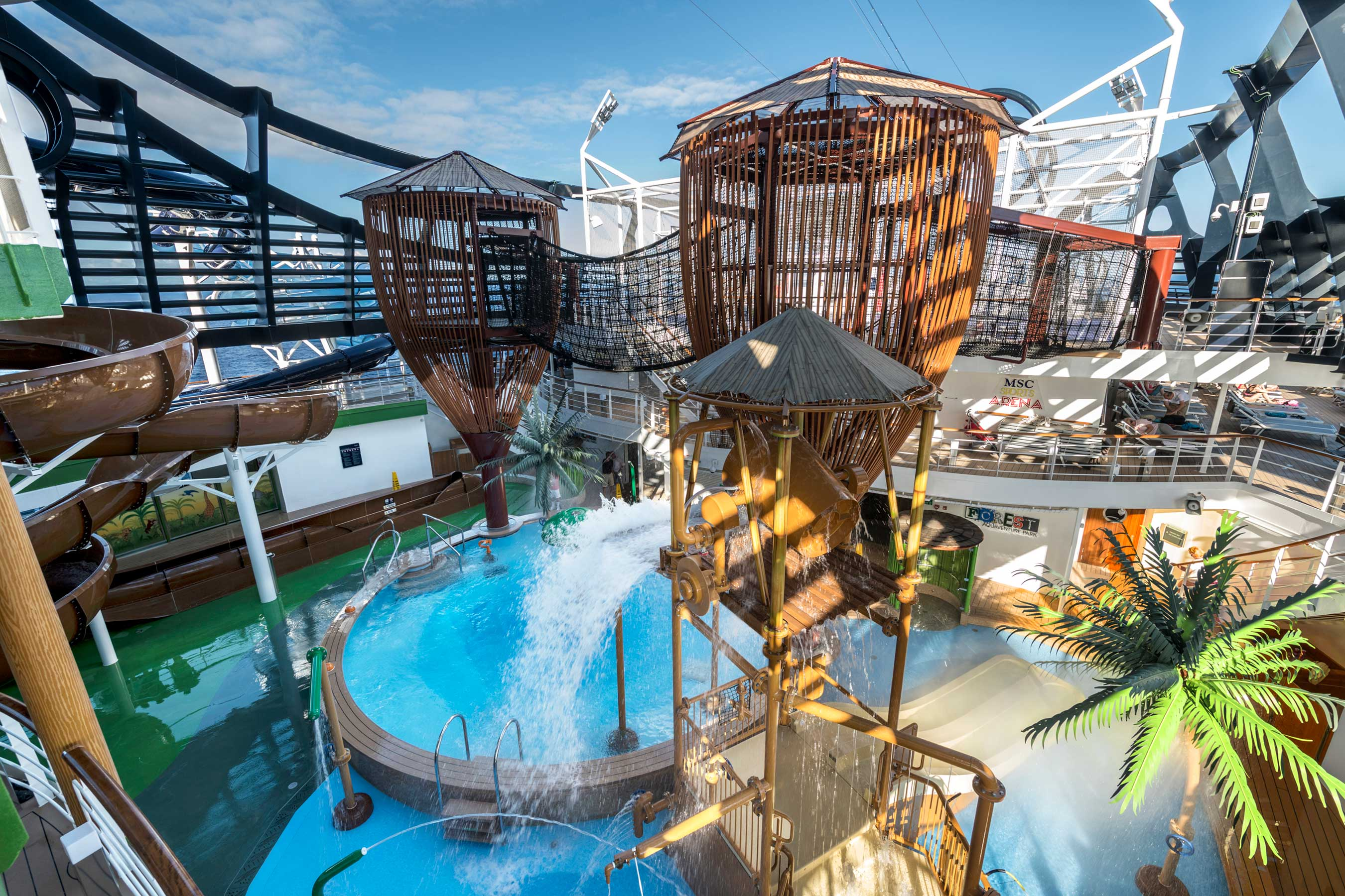 MSC Cruises Invites The Whole Family To An Island-Hopping