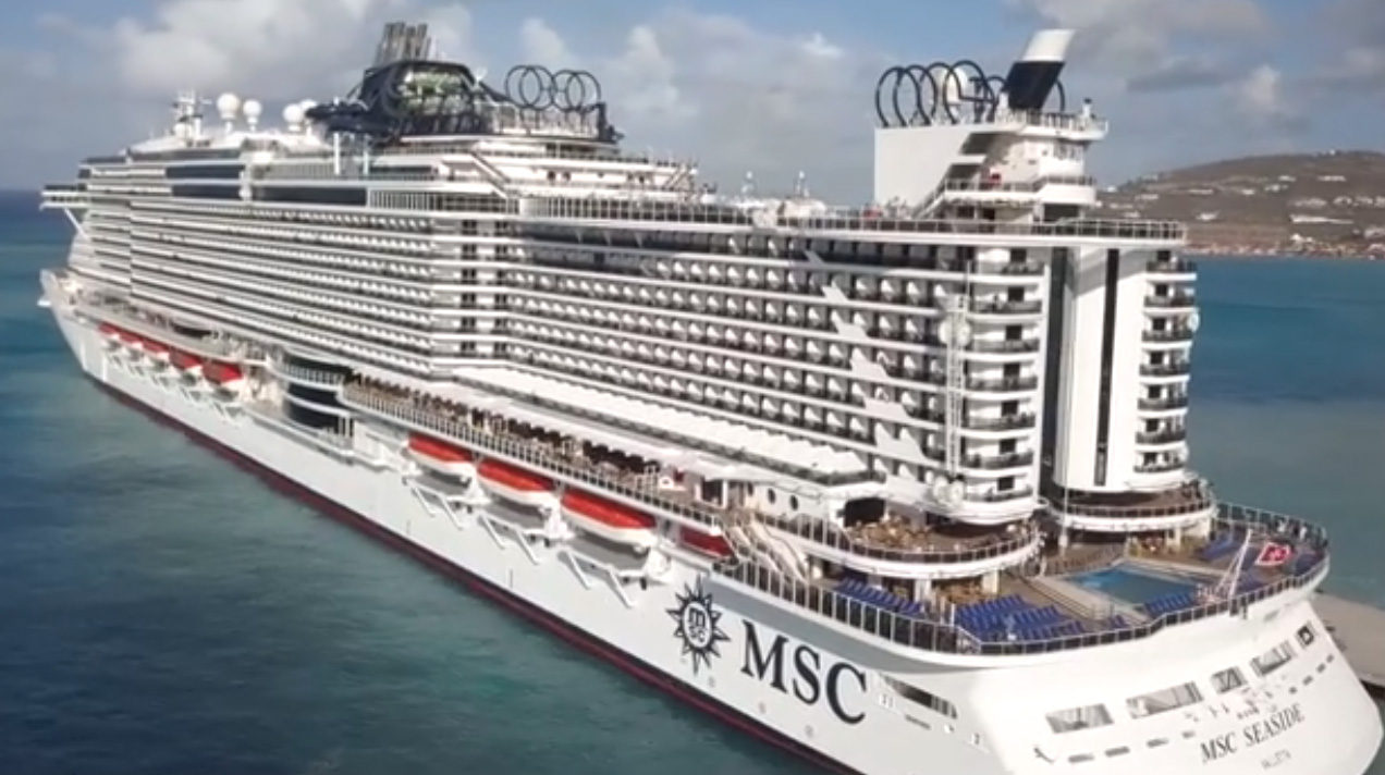 MSC Seaside brings summer travelers closer to the sea and destination beaches. With four pools, a one-of-a-kind waterfront boardwalk and the longest zip lines at sea, MSC Seaside couples striking design with state-of-the-art entertainment that appeals to travelers of all ages.