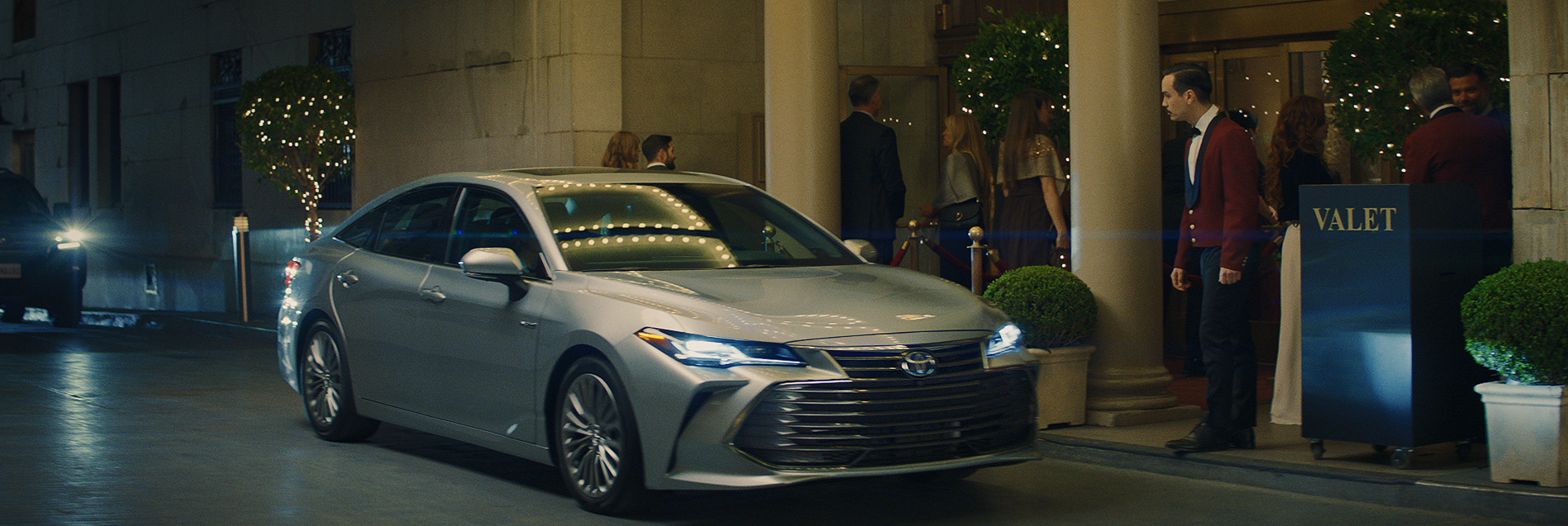 Toyota Celebrates A Sedan Serious About Play The All New