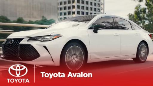 2019 Toyota Avalon | Catch Me if You Can
