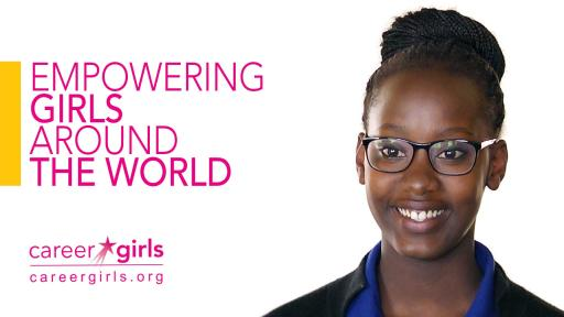 Hear how the new Careergirls.org helps close the imagination gap for more girls around the world through successful women role models who've come together to give back to the next generation of girls