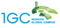Incheon Global Campus logo
