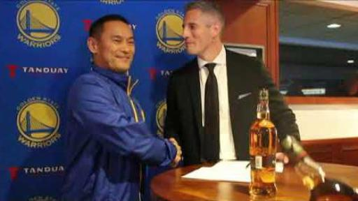 Tanduay is an Official Partner of the Golden State Warriors, The Official Rum of Barclays Center and the Brooklyn Nets, and Presenting Sponsor of the 40/40 CLUB.