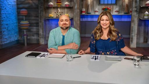 Valerie Bertinelli and Duff Goldman