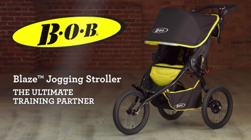 The BOB® Blaze™ Performance Stroller (US MSRP: $499.99), available exclusively at REI, offers mountain bike style suspension with up to three inches of compression travel, giving little ones an ultra-smooth ride.