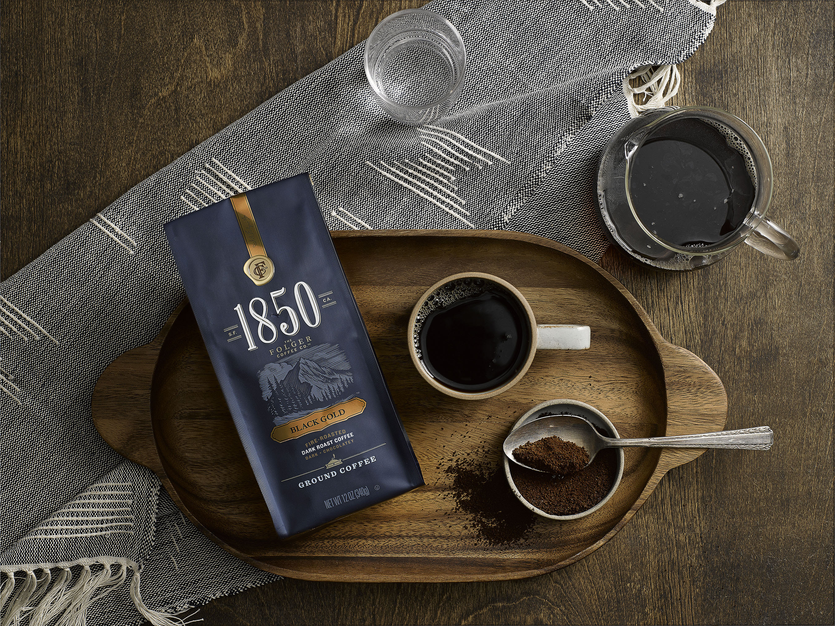 1850™ Brand Coffee Bold Pioneer Contest