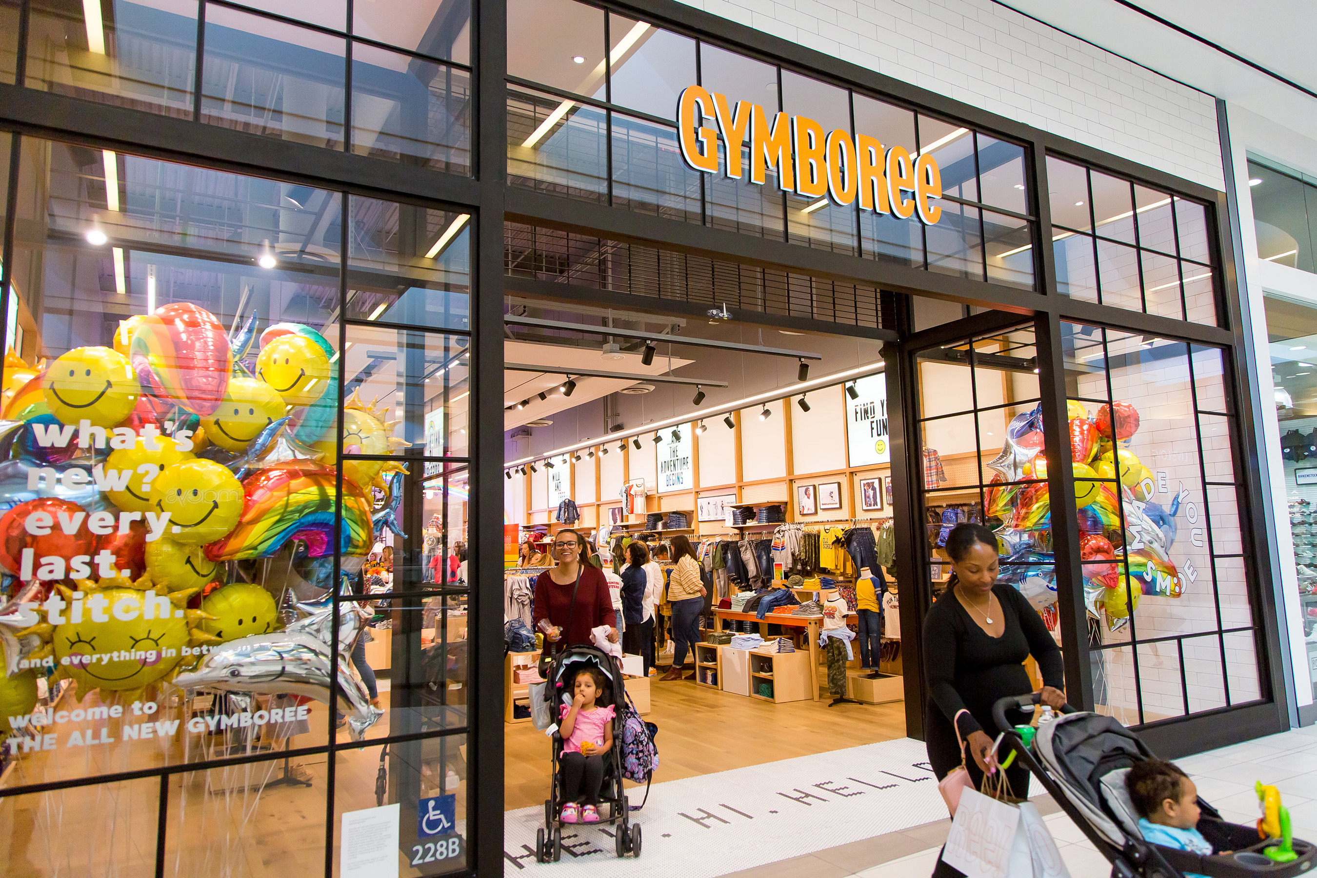 Gymboree Reveals Brand Refresh That Will Make You Smile