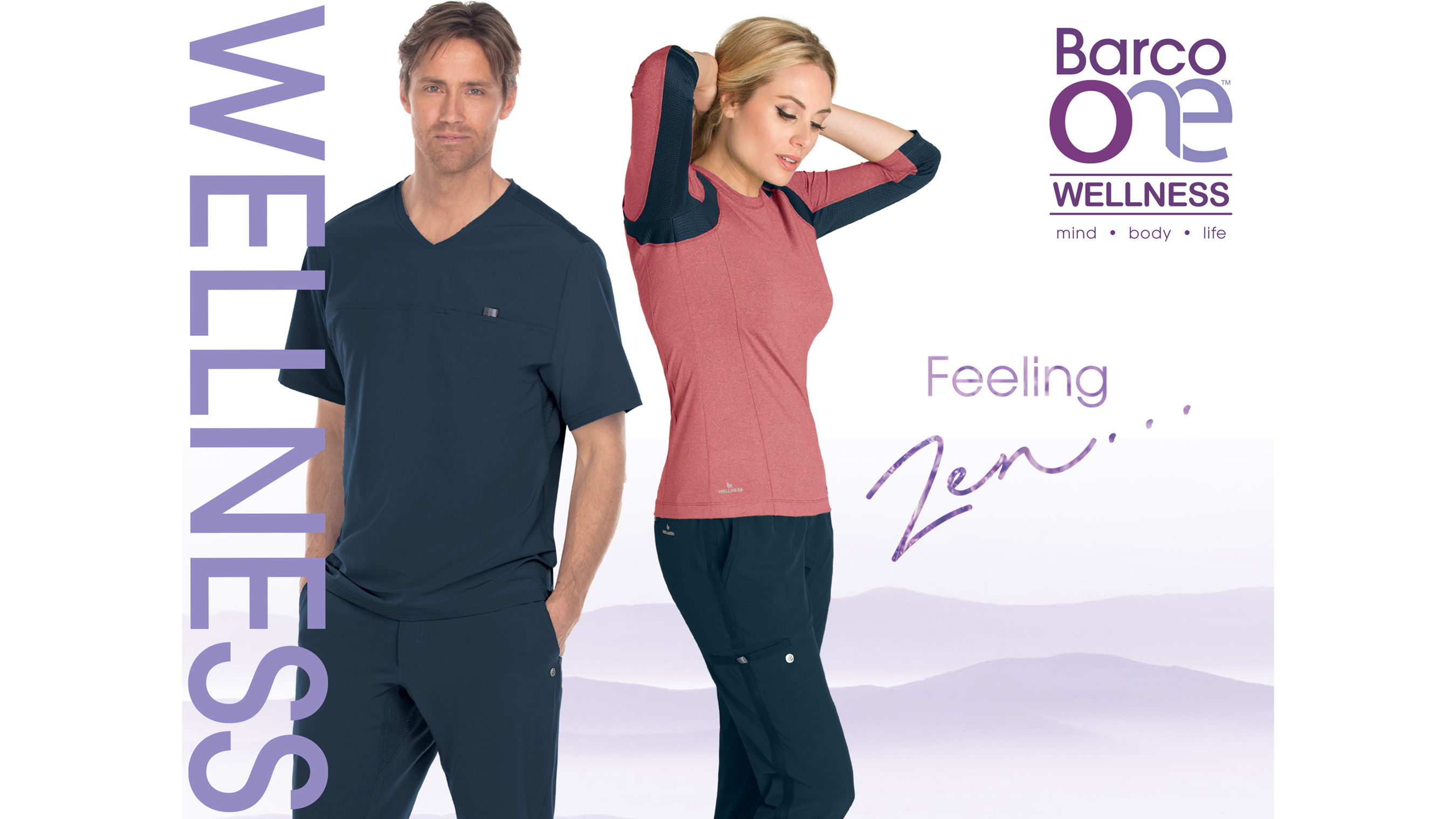 Thoughtfully designed to transition busy Healthcare Professionals from work-to-life and life-to-work with flattering silhouettes and layering pieces.
