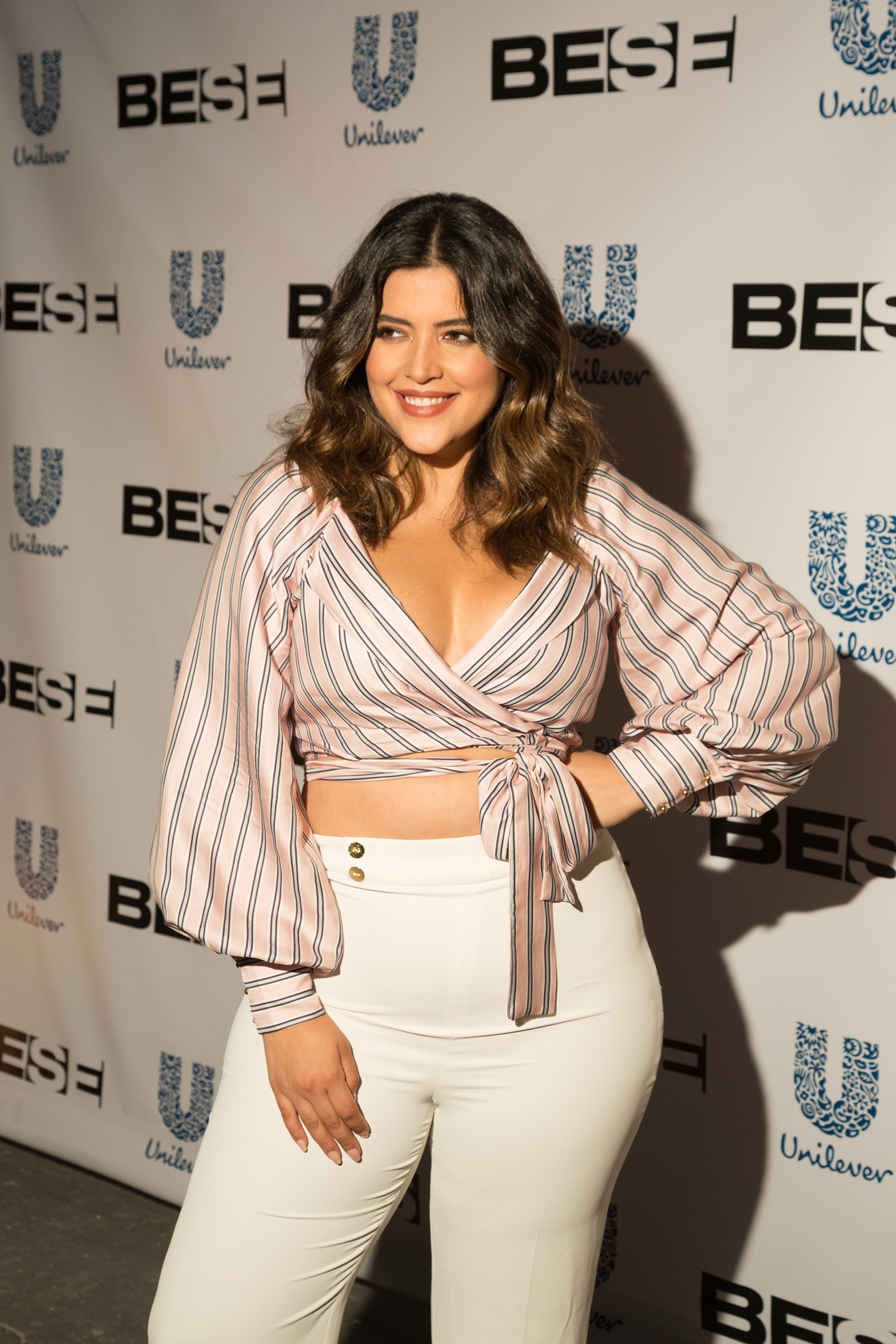 Denise Bidot at Unilever Beauty & Personal Care x BESE VIP Media Preview