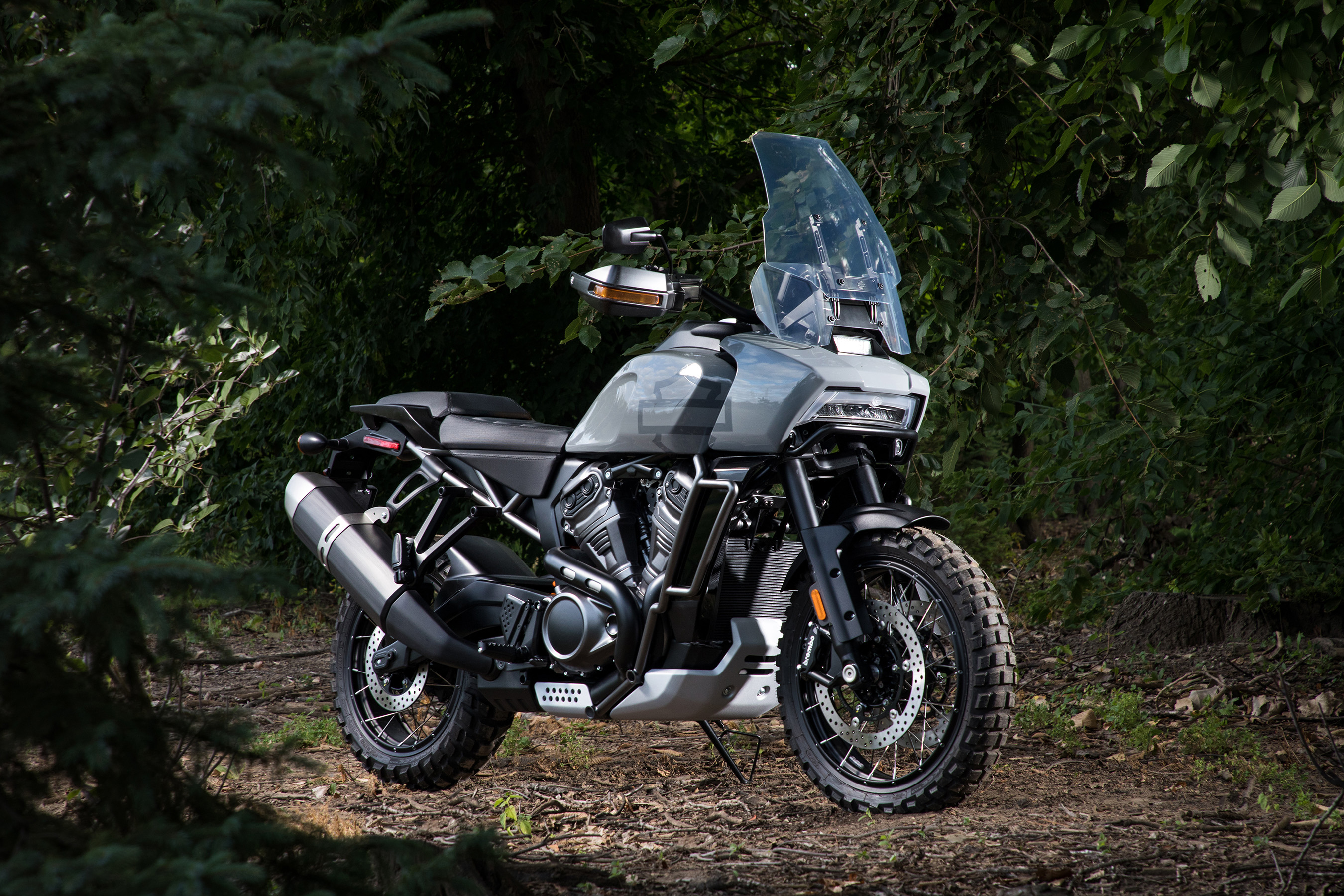 Harley-Davidson's first Adventure Touring motorcycle, the Harley-Davidson(tm) Pan America(tm) 1250 is planned to launch in 2020.