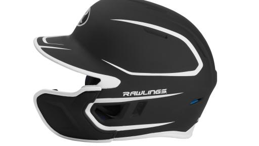 Side View of Rawlings' new MACH EXT Batting Helmet