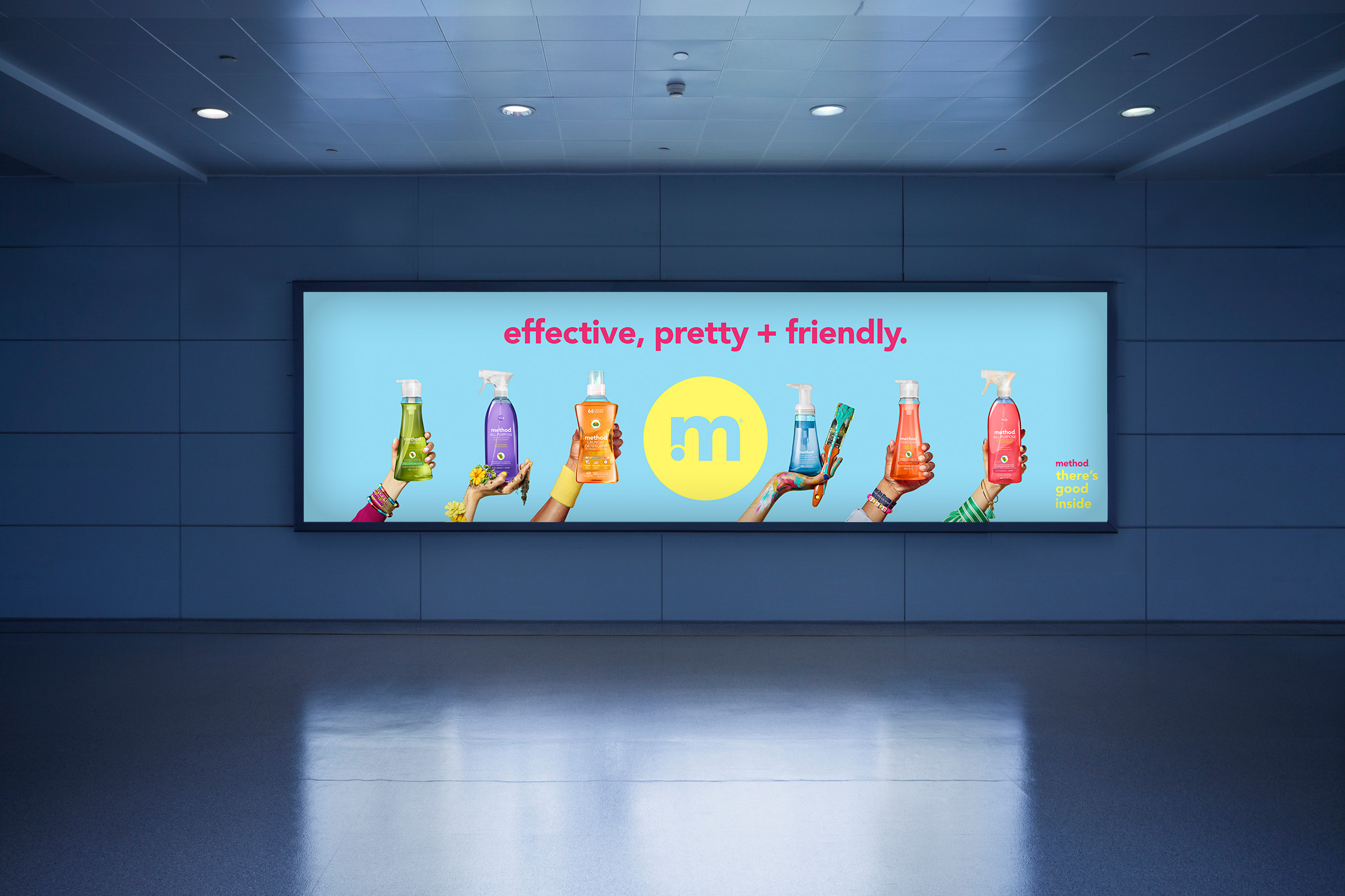 method® Brings Together Company and Community to Launch New Brand Campaign,