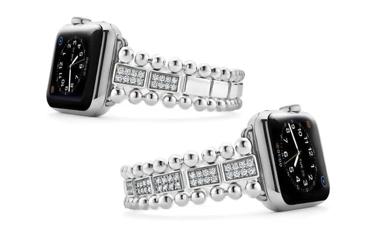 LAGOS Introduces Smart Caviar - First Fine Jewelry Bracelet Designed for the Apple Watch®