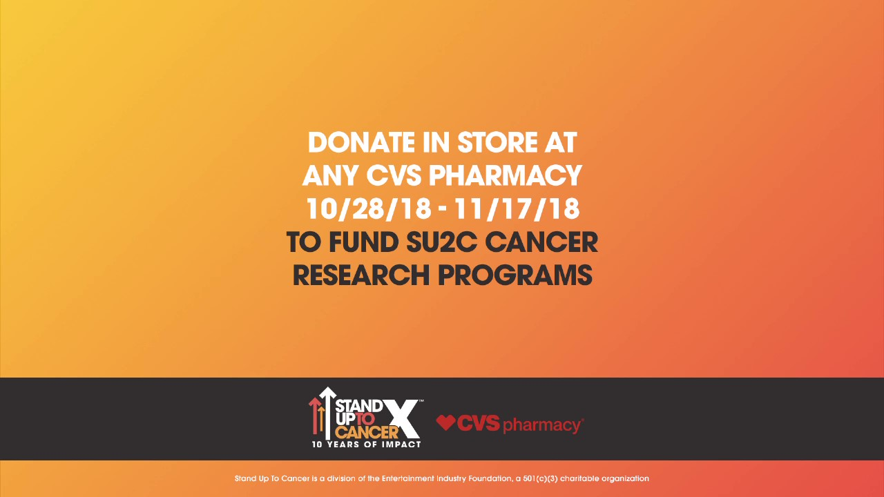 Play Video: Join CVS and Stand Up To Cancer