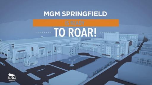Play B-Roll: MGM Springfield Makes New England Debut