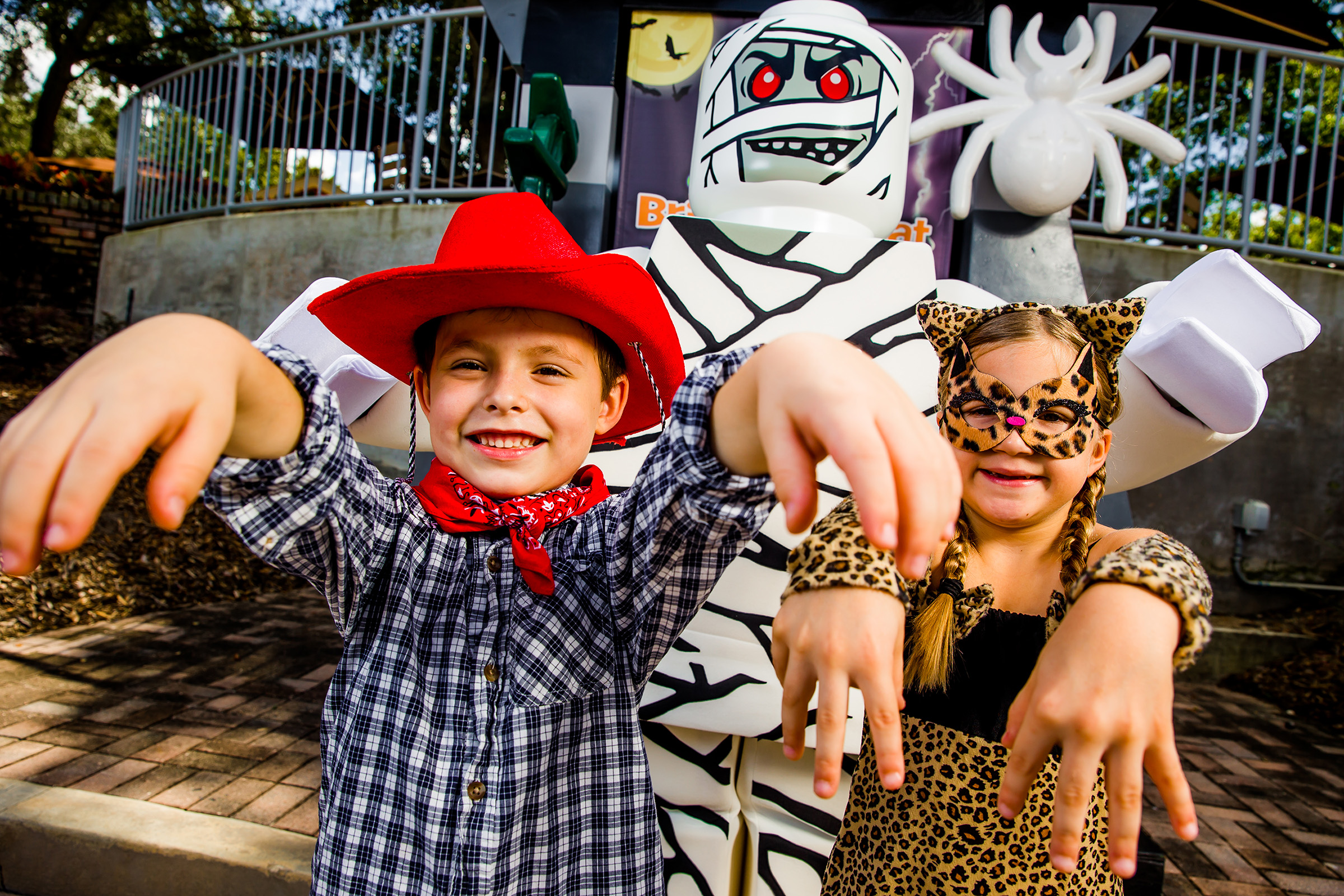 Brick or Treat at LEGOLAND Florida Resort