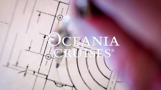Oceania Cruises ReInspiration Design Overview