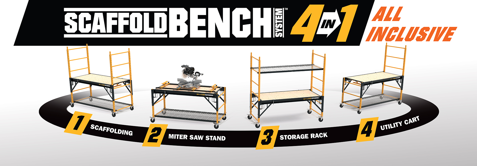 The New Metaltech ScaffoldBench Is A Uniqu...