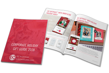 GC Corporate Holiday Gift Guide 2018