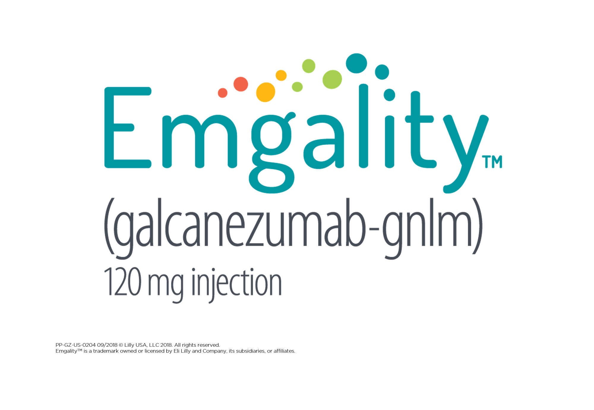 Lilly's Emgality™ (galcanezumab-gnlm) Receives U S  FDA Approval
