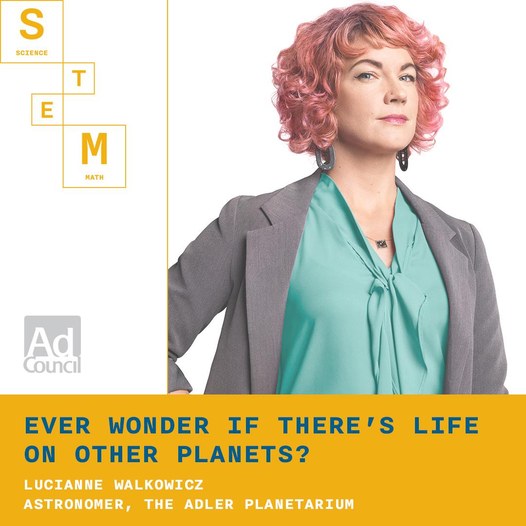 She Can STEM | Lucianne Walkowicz