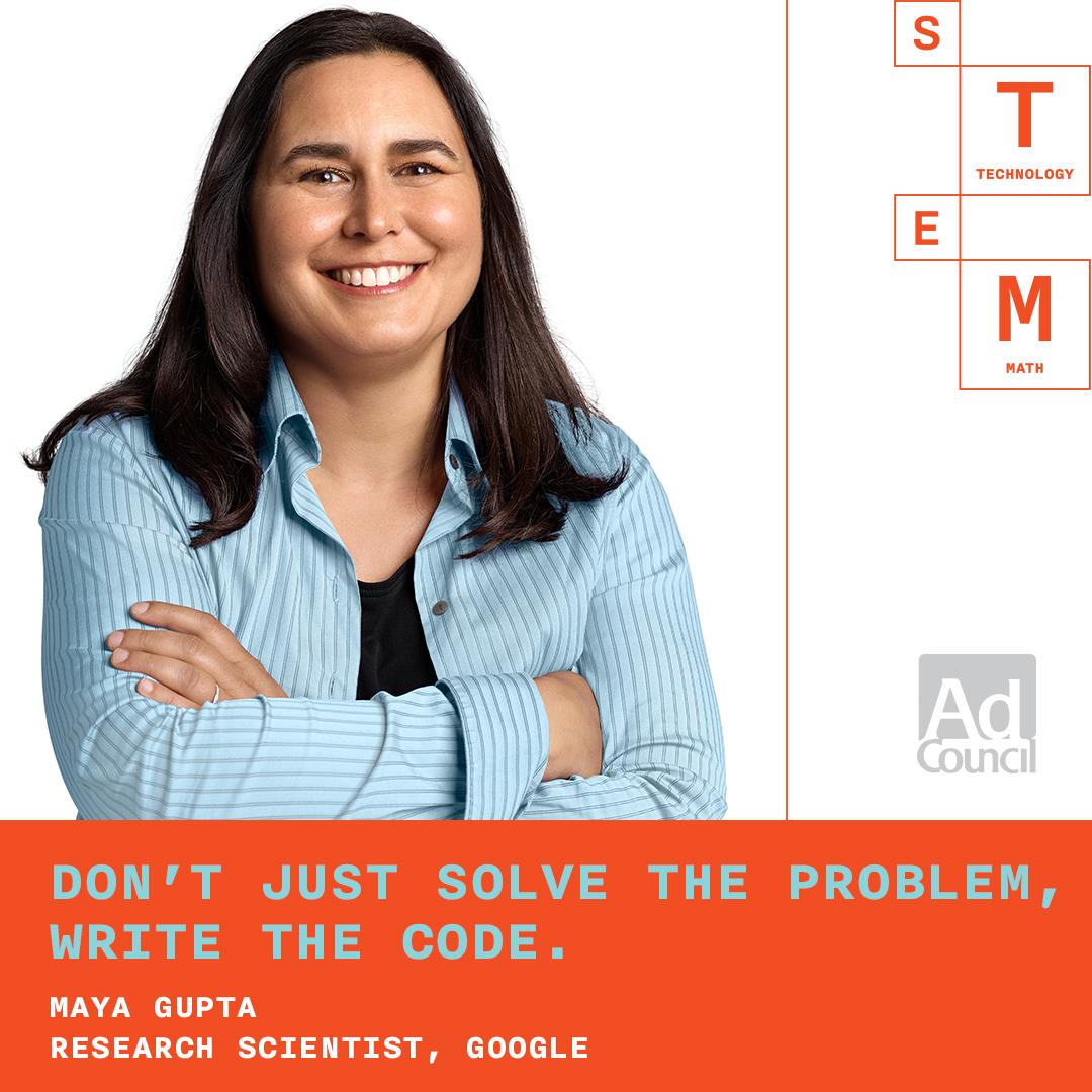 She Can STEM | Maya Gupta