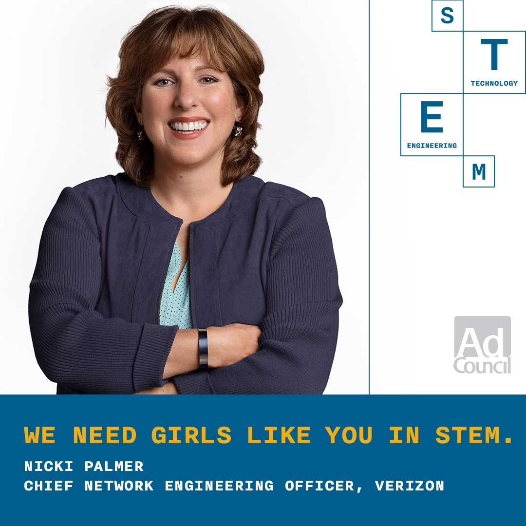 She Can STEM | Nicki Palmer