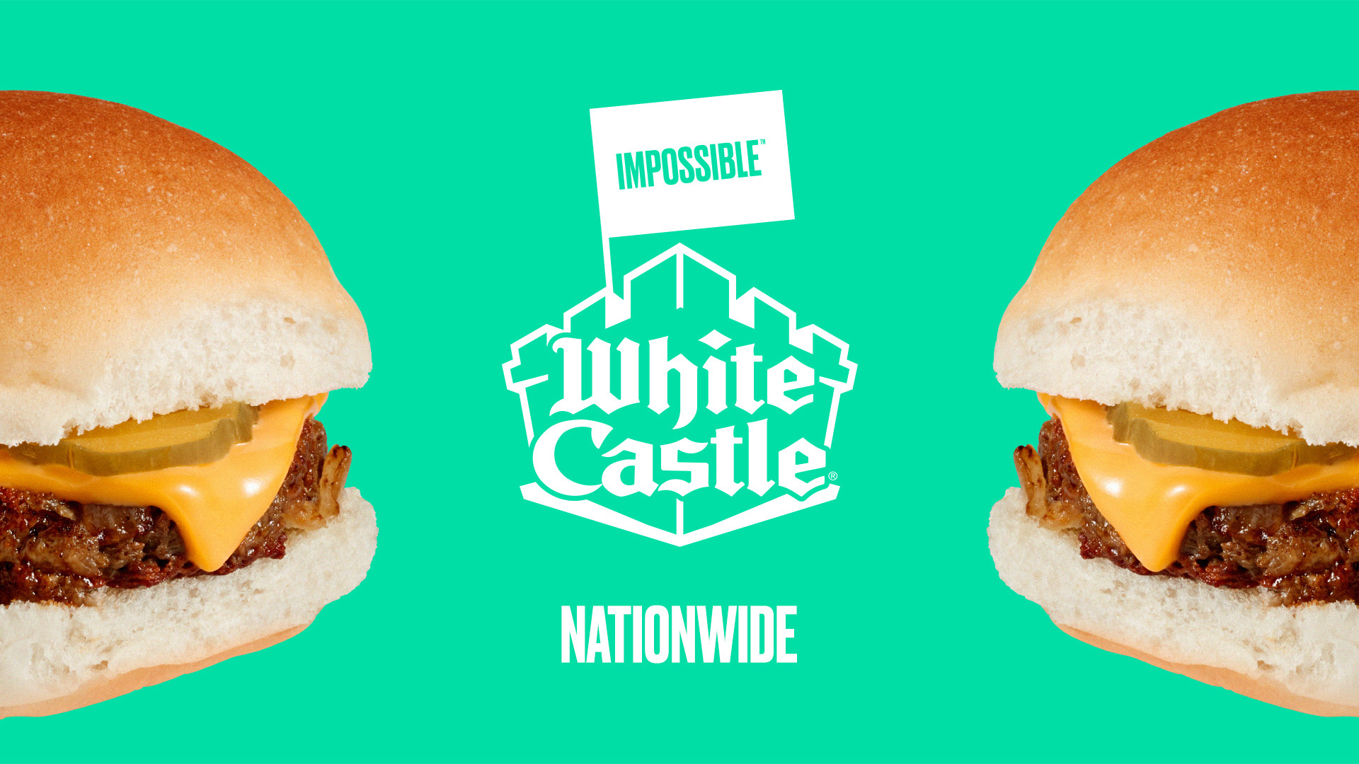 9f789a709201 White Castle® rolls out the Impossible Slider at all locations systemwide