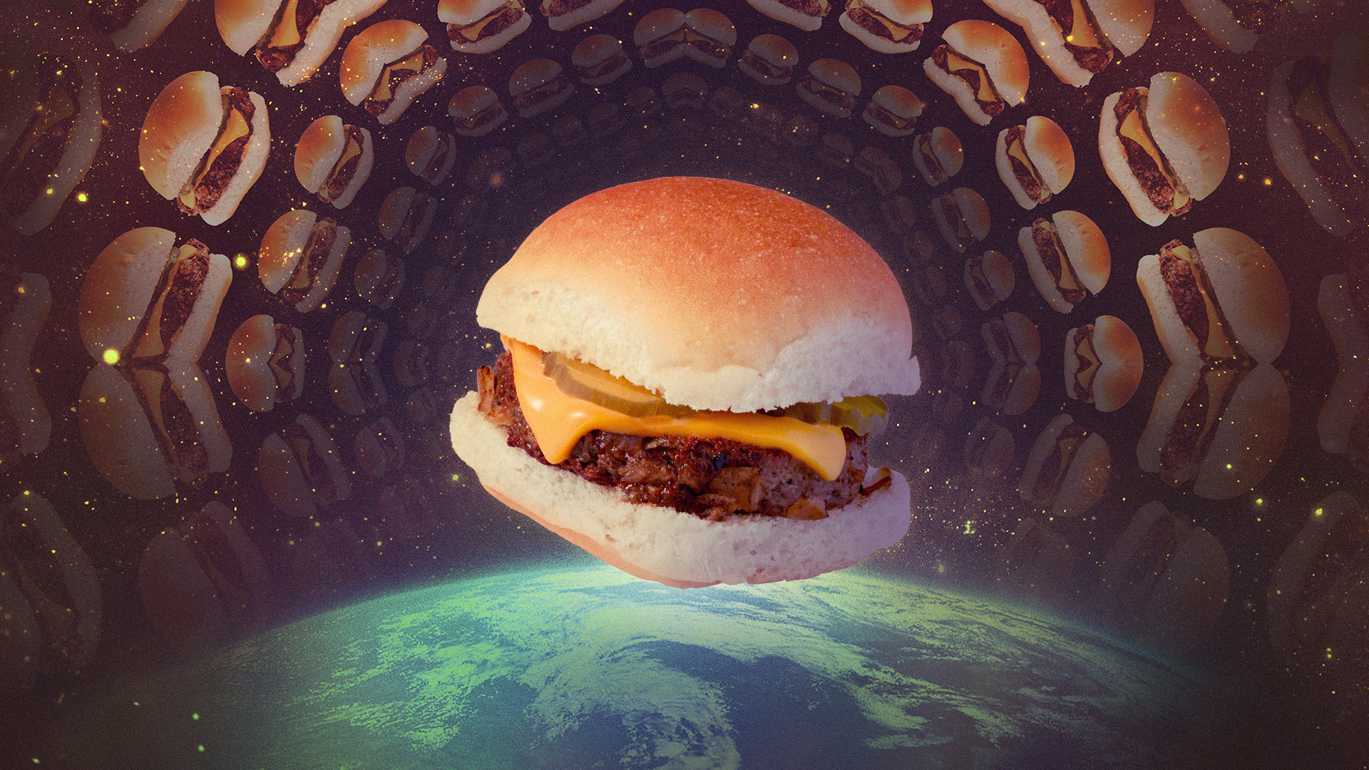 The Impossible™ Slider is meat made from plants and it's available only on Earth and now at White Castle.
