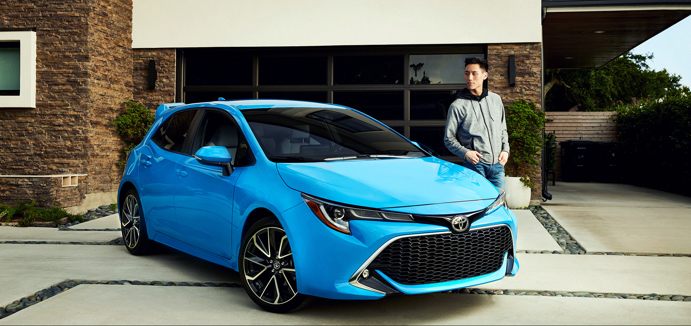2019 Toyota Corolla Hatchback Is Greater Than Kswo