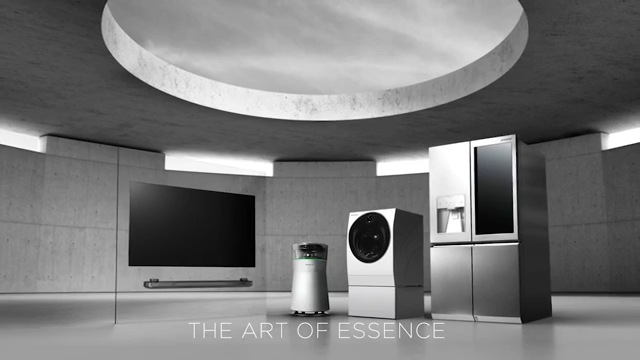 LG Signature Unites Elegant Design With Technological Leadership In New Global Campaign