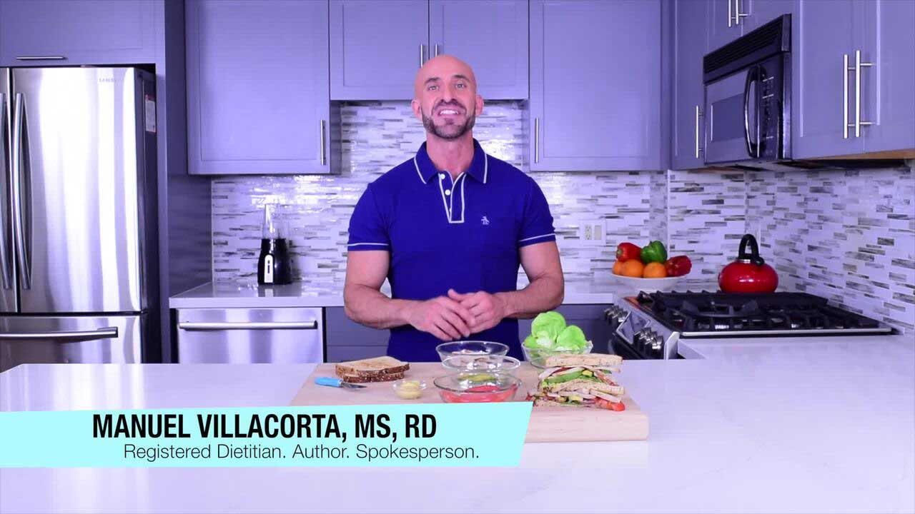 Pork Chop Sandwich recipe with Manuel Villacorta