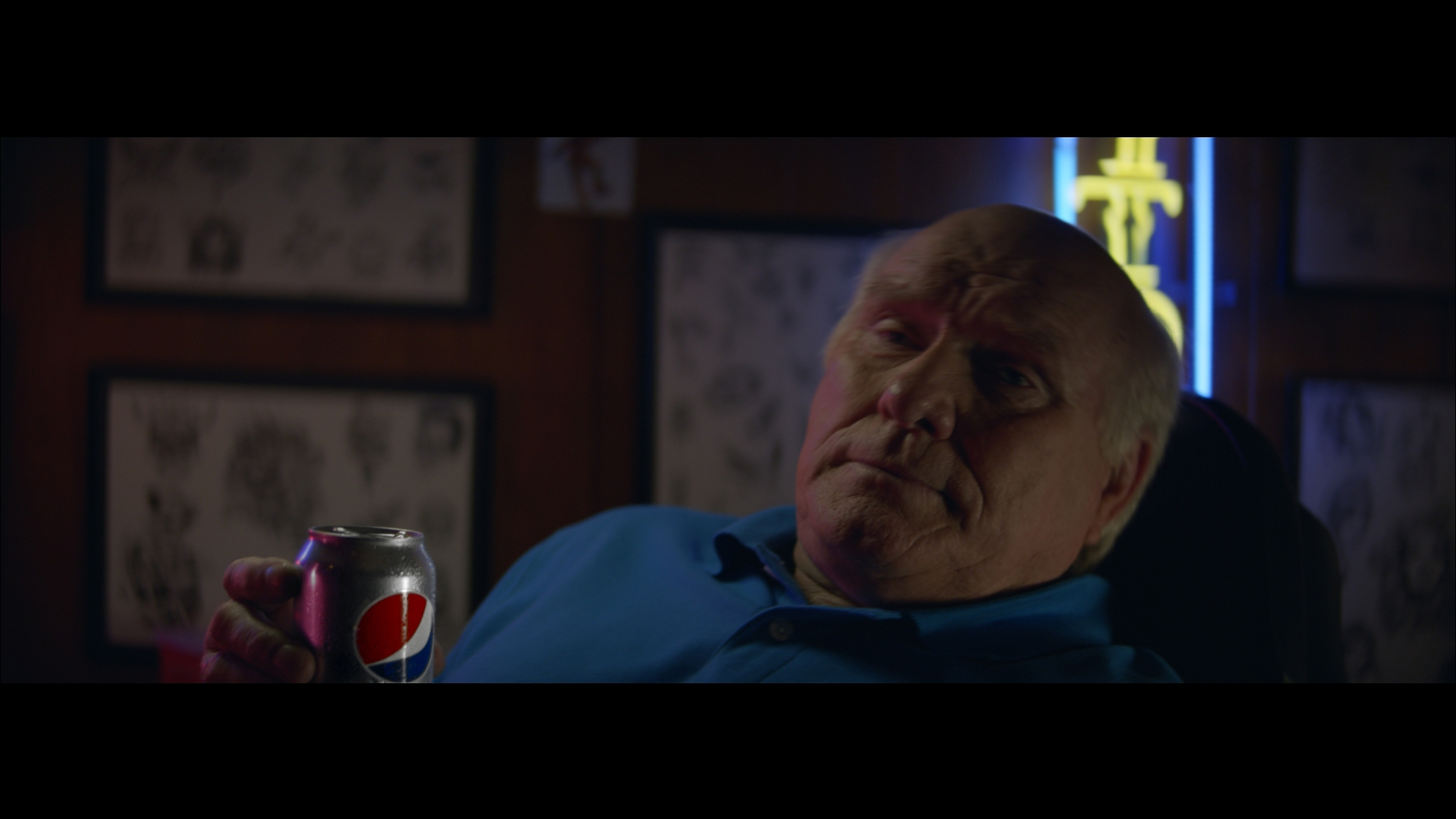 Terry Bradshaw in Pepsi's new commercial