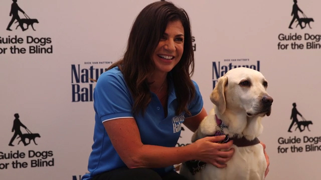 Natural Balance Guide Dog Retirement Party