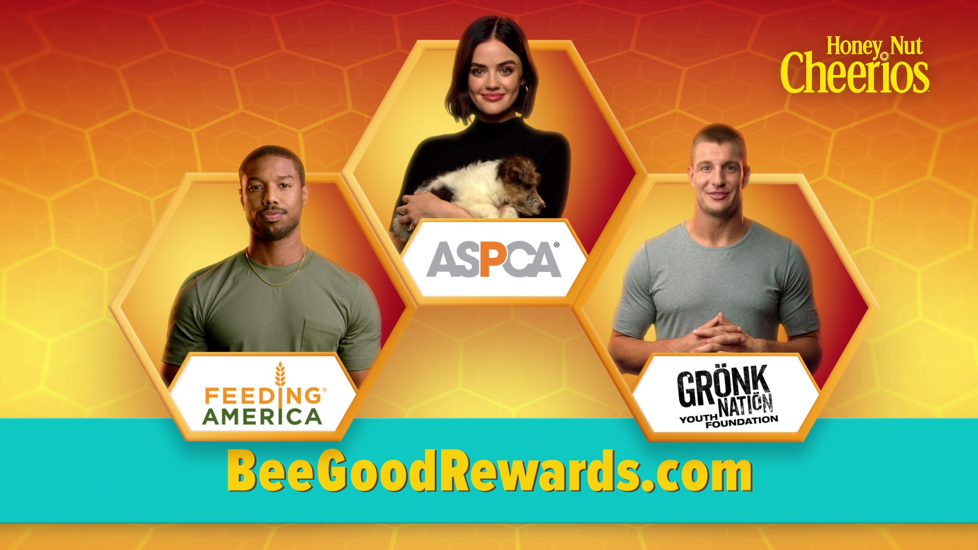 Honey Nut Cheerios™ Good Rewards Program