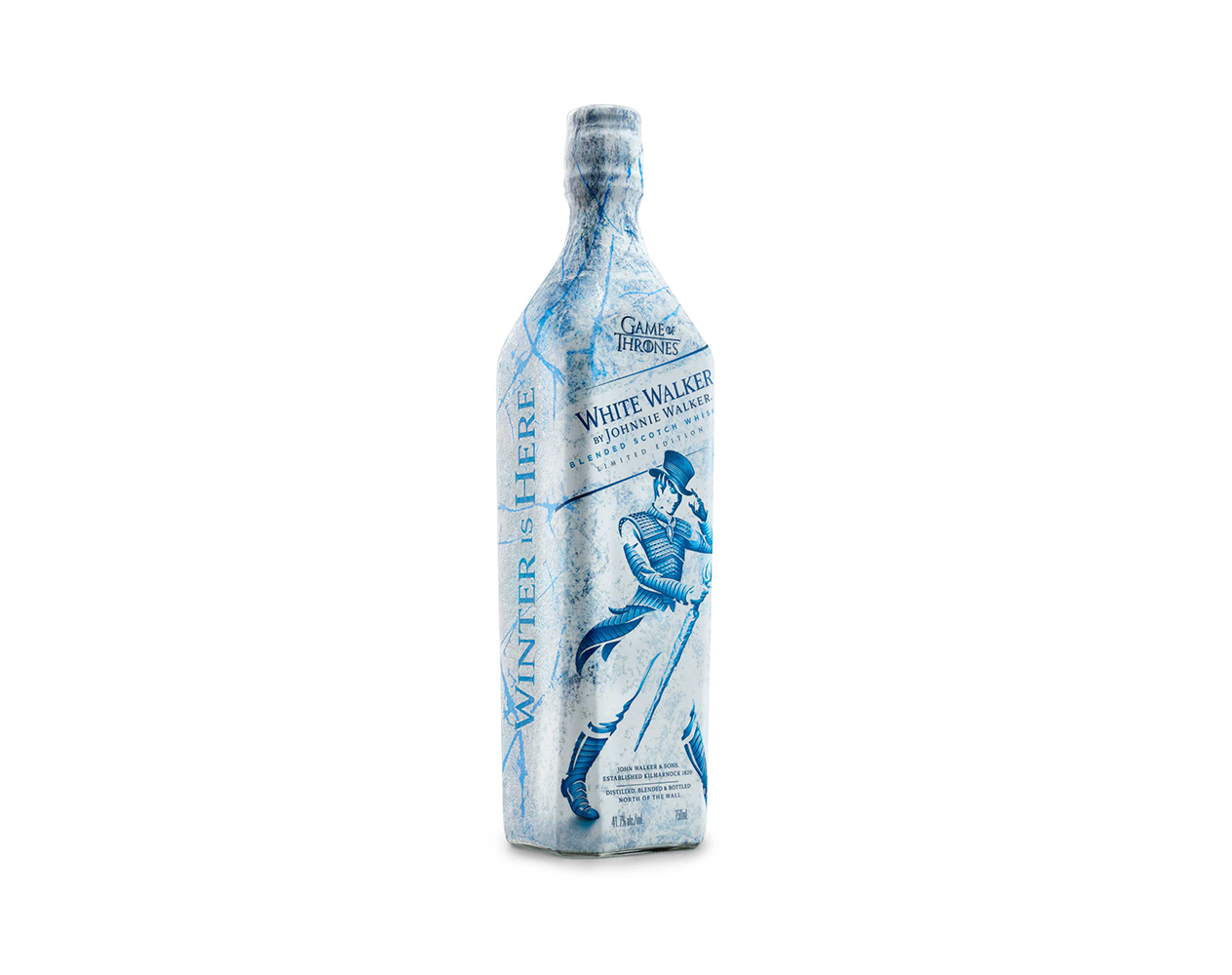 Introducing Game of Thrones inspired White Walker by Johnnie Walker Whisky in celebration of the eighth and final season.