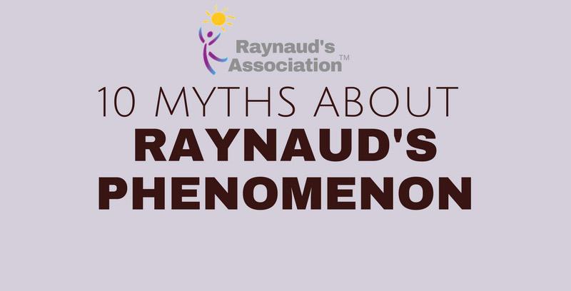 10 Myths About Raynaud's Phenomenon