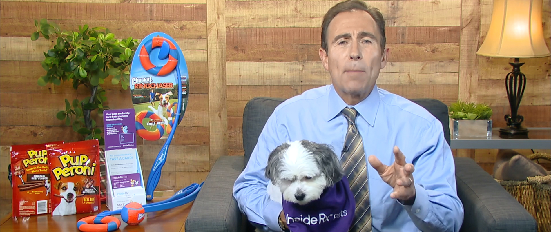 Dr. Jeff Werber talking about cold weather hazards and his top fall pet-care tips
