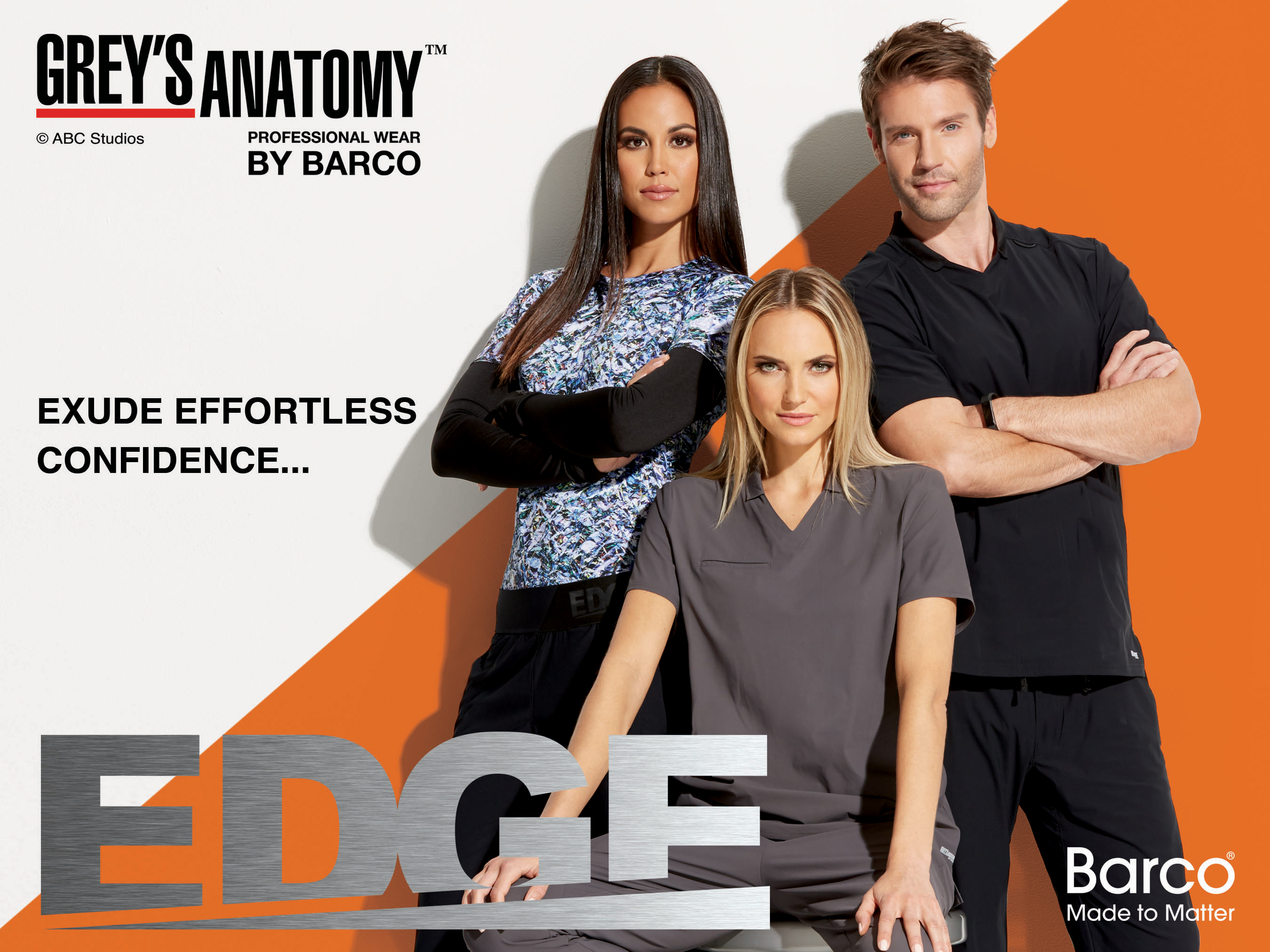 Balances modern work-to-life style effortlessly with confidence and extreme comfort.