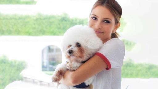"""Whinnie and my pets have done so much for me. Having them by my side each and every day has made my life better, and I am truly grateful for each of them,"" said Maria Menounos, Emmy Award-winning journalist and host of leading Apple Podcast ""Conversations with Maria."""