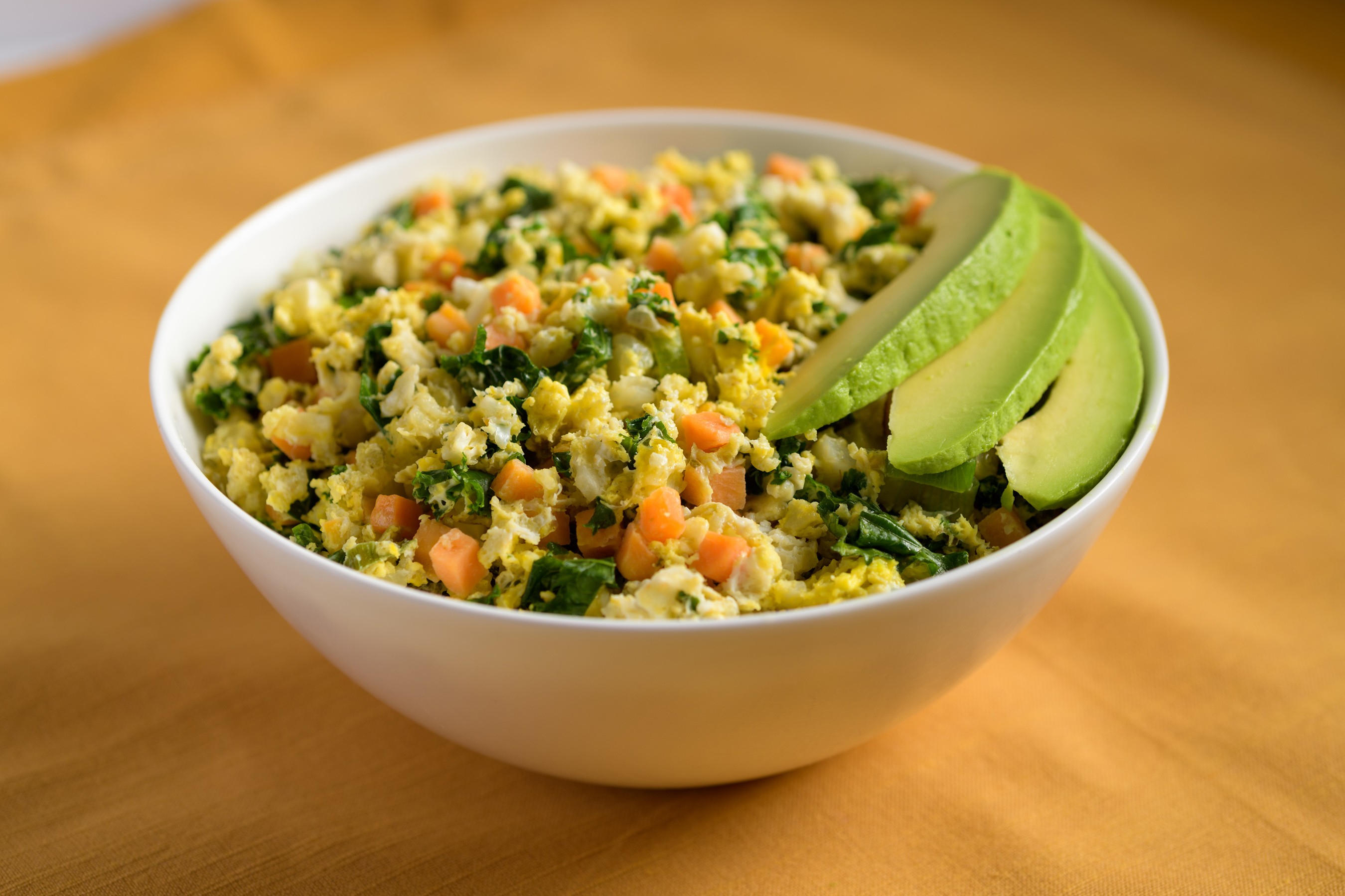 Green Giant Fresh Vegetable Meal Bowls can be customized to fit any recipe, diet or taste.