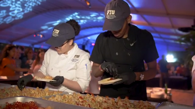 EDUCATE. - Support the future leaders of the hospitality industry at the 18th annual Food Network & Cooking Channel South Beach Wine & Food Festival (SOBEWFF®)!