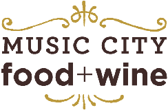 Music City Food and Wine Festival Logo