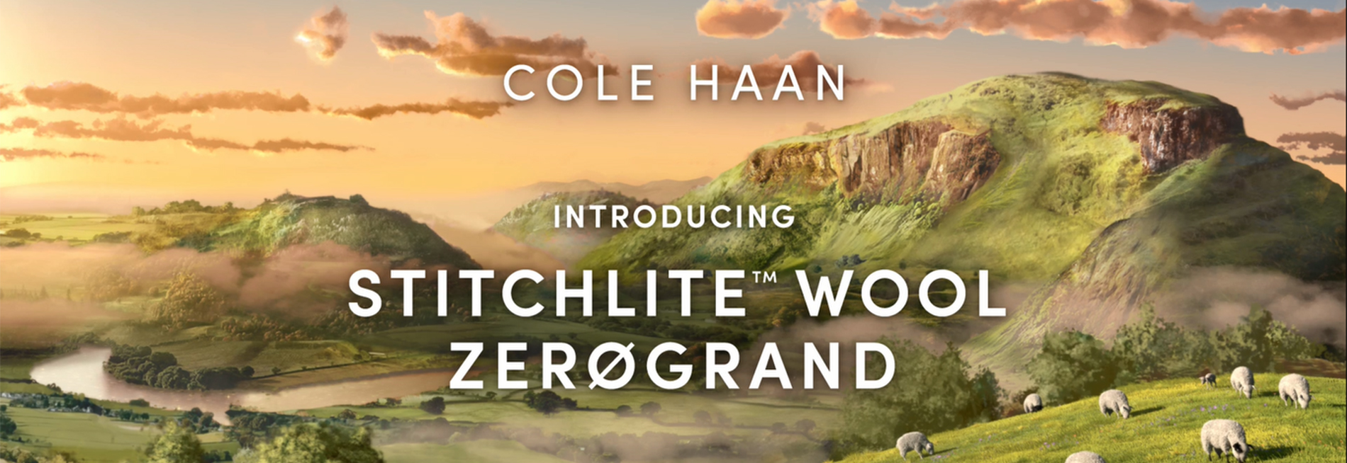 Cole Haan Introduces ZERØGRAND with Stitchlite™ Wool and Partners with HouseSpecial To Bring the Idea To Life