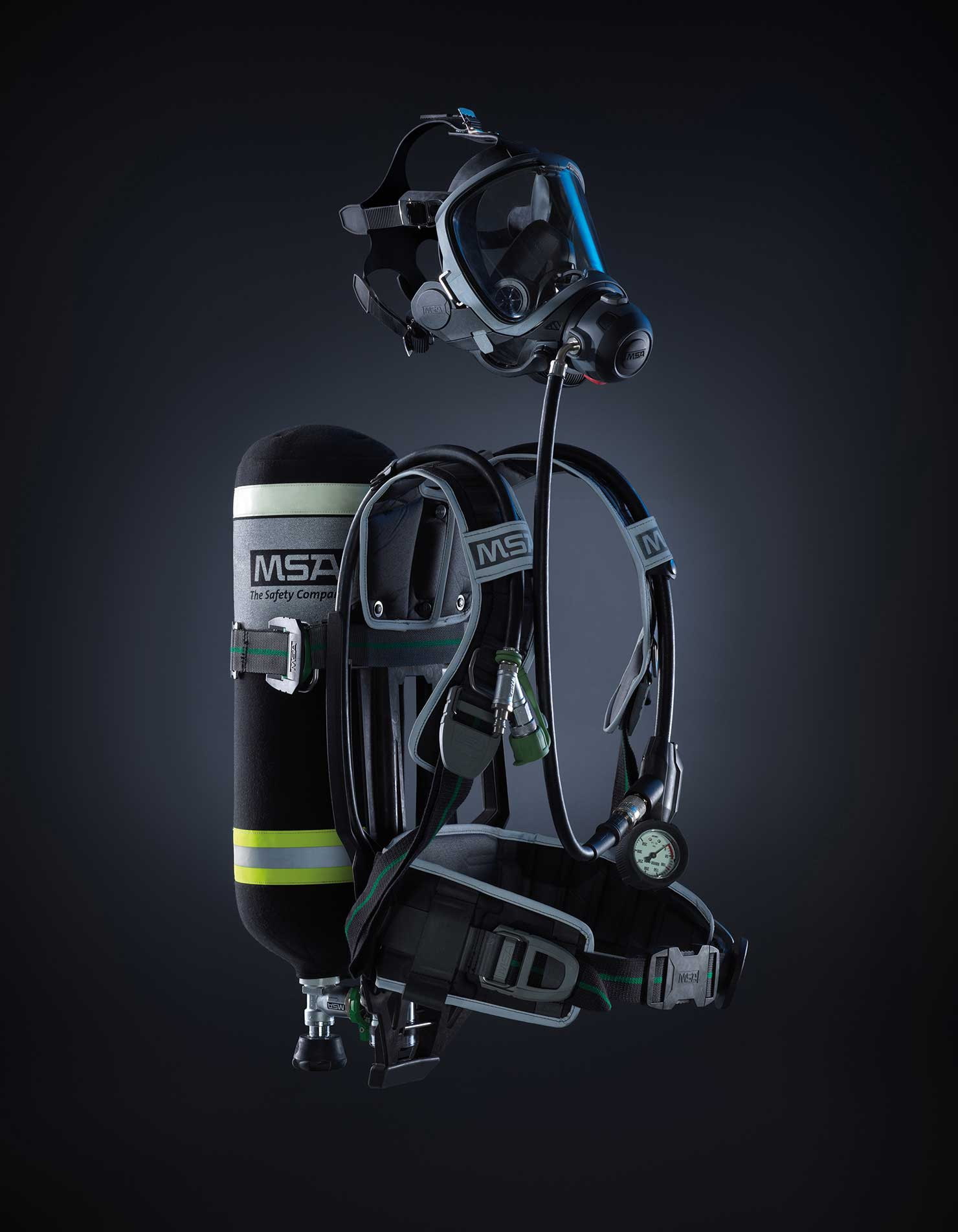 Product Image : M1 SCBA from MSA