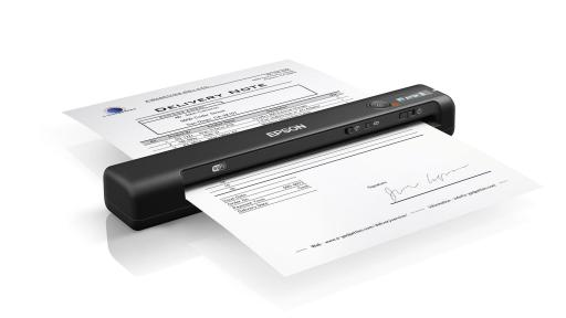 The fastest, smallest and lightest wireless mobile single-sheet-fed document scanner in its class, the WorkForce ES-65WR includes premium accounting features plus Epson ScanSmart Accounting Edition Software.
